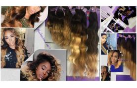 BLACK INDIANA HAIR