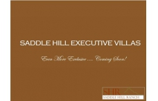 SADDLE HILL EXECUTIVE VILLAS